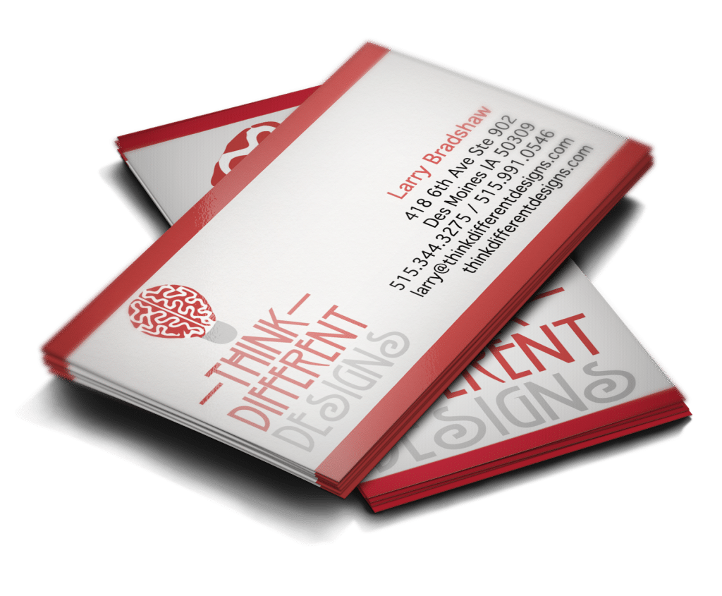 Think different designs business cards think different designs think different designs business cards colourmoves