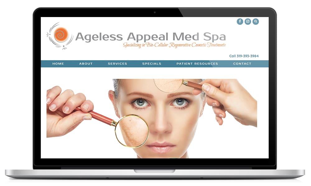 Ageless Appeal Med Spa